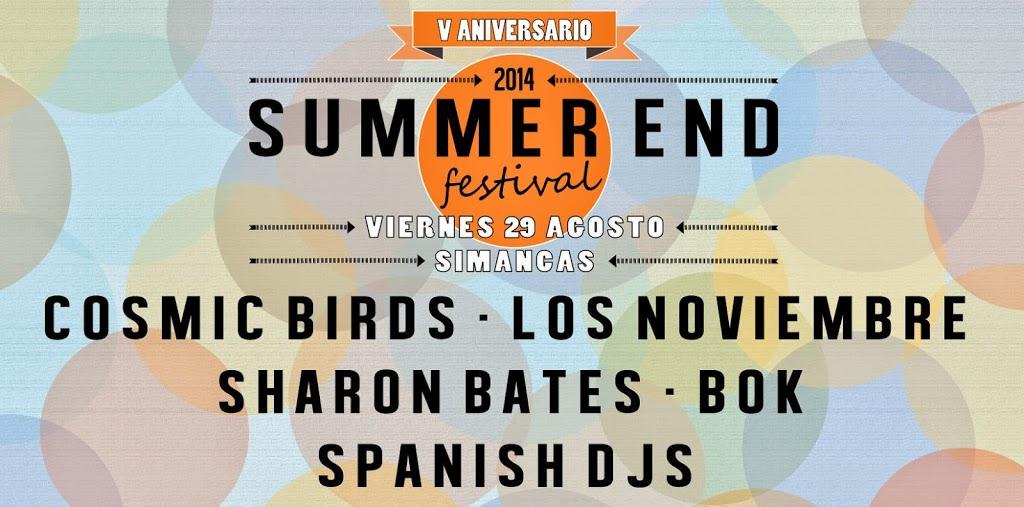 Apoya el crowdfunding del Summer End Festival 2014