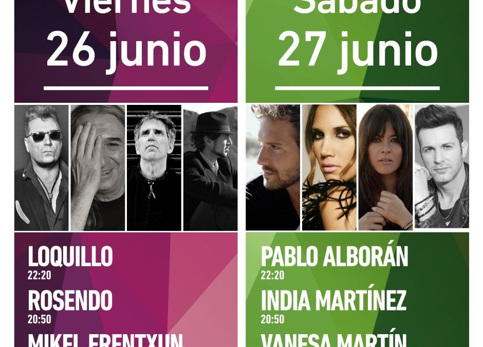 Todo listo para el Valladolid Latino